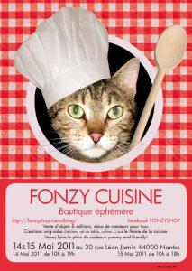 flyer fonzy cuisine