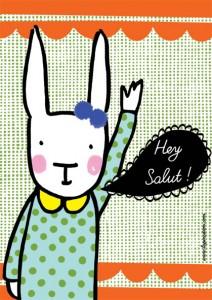dame lapine logo lapincitron