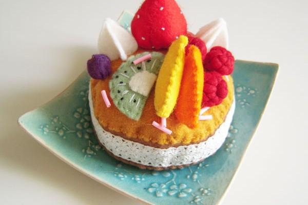 Des petits gâteaux aux fruits !