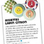 article lapincitron dans le magazine kostar