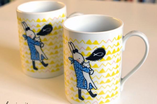 Nouveau , des mugs !