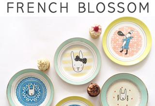 Lapincitron en vente dans une nouvelle boutique en ligne: French Blossom