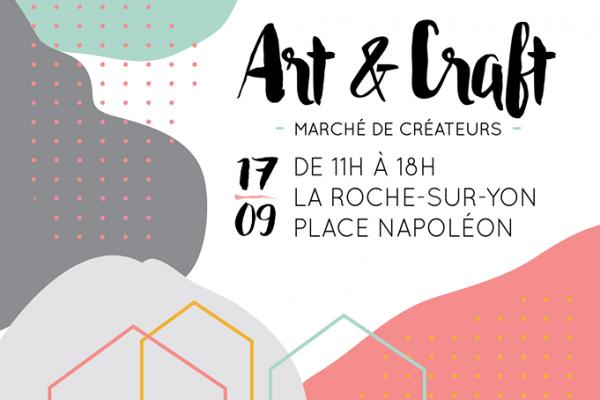 Lapincitron sur ART & CRAFT à la Roche sur Yon