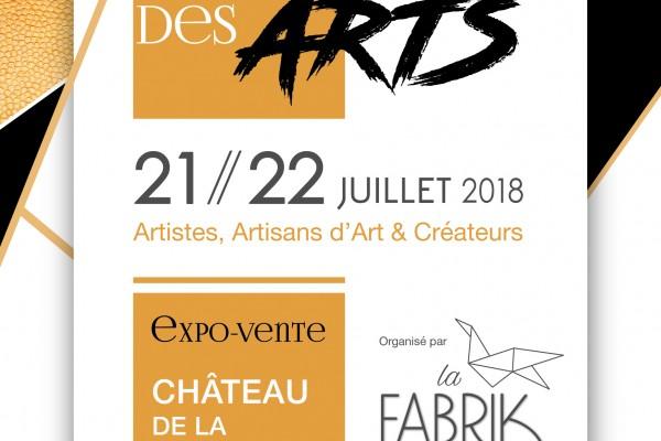 Expo-vente La cour des Arts 2018
