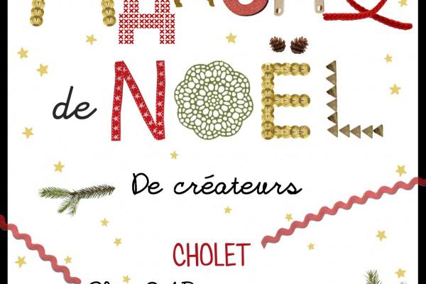 Marché des créateurs Cholet, 23 au 30 NOV