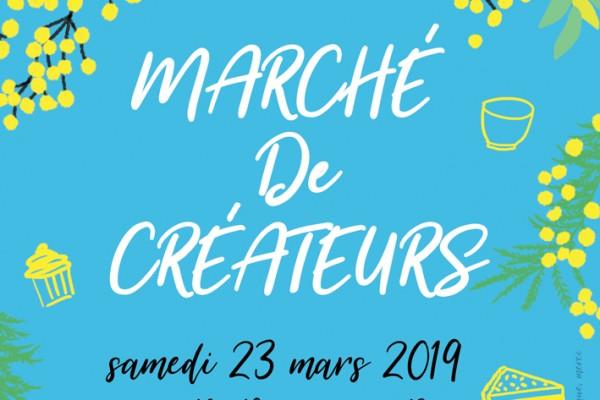 Marché de créateurs sur Cholet