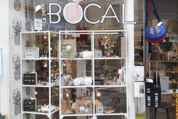Nouvelle boutique: Le Petit Bocal Sur Niort